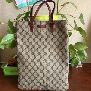 ❤️💲LAST PRICE💲❤️Gucci Supreme GG Canvas bag